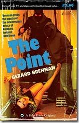 THE POINT by Gerard Brennan