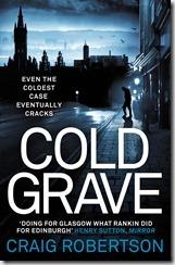COLD GRAVE - Craig Robertson