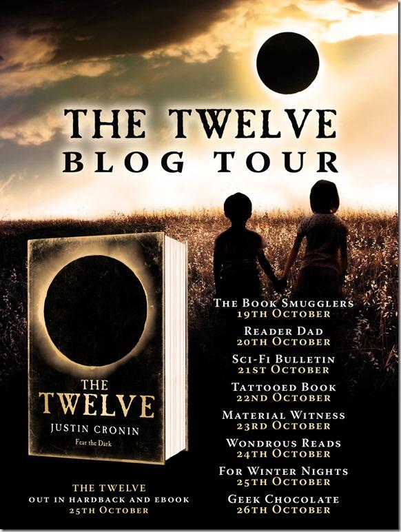 Twelve blog tour