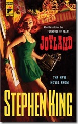 JOYLAND - Stephen King