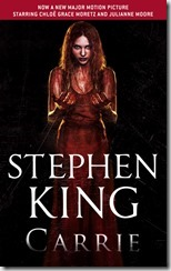 CARRIE 2013 Tie-In - Stephen King