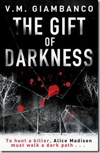 The Gift of Darkness Final Quercus UK cover