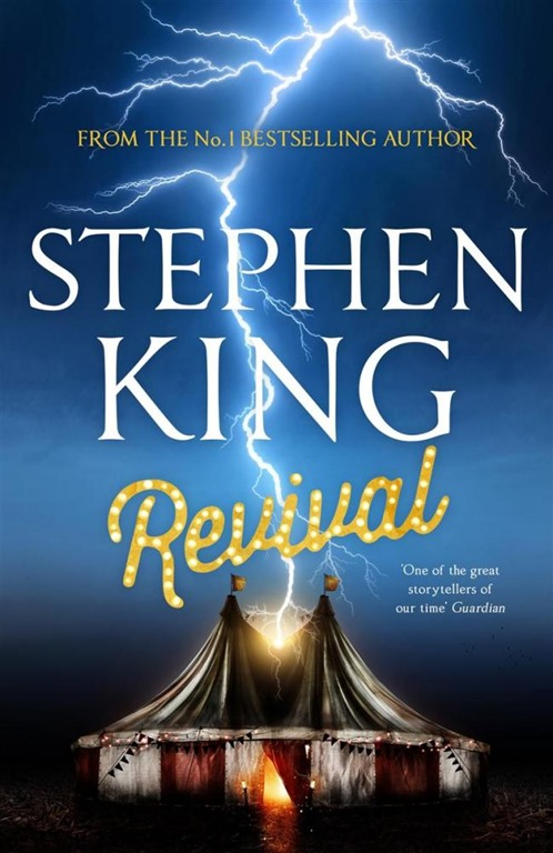reviews of stephen king s new book