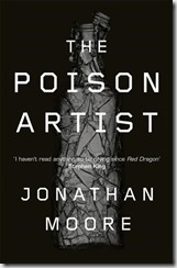 THE POISON ARTIST - Jonathan Moore