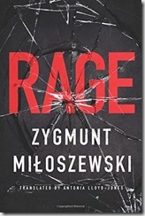 RAGE - Zygmunt Miloszewski