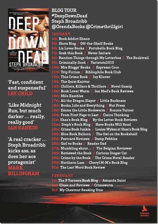 DDD Blog tour