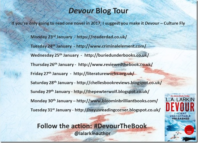 Devour Blog Tour Banner Landscape