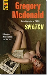 Snatch - Gregory McDonald
