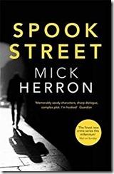 SPOOK STREET - Mick Herron