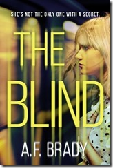 THE BLIND by AF Brady