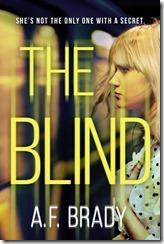 THE BLIND by AF Brady
