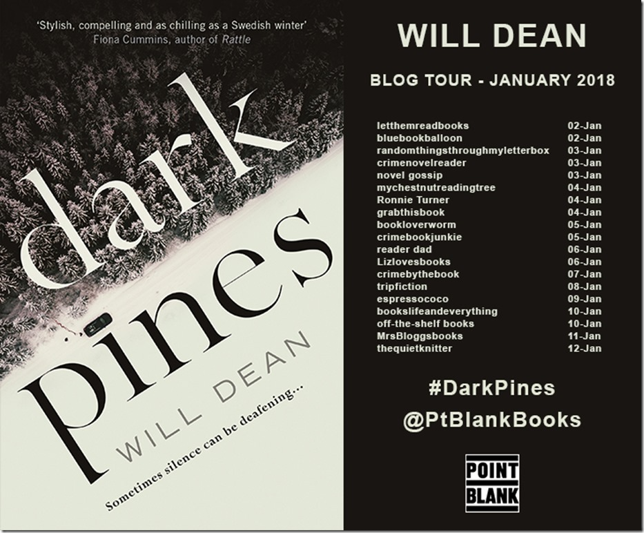 Blog Tour BLACK