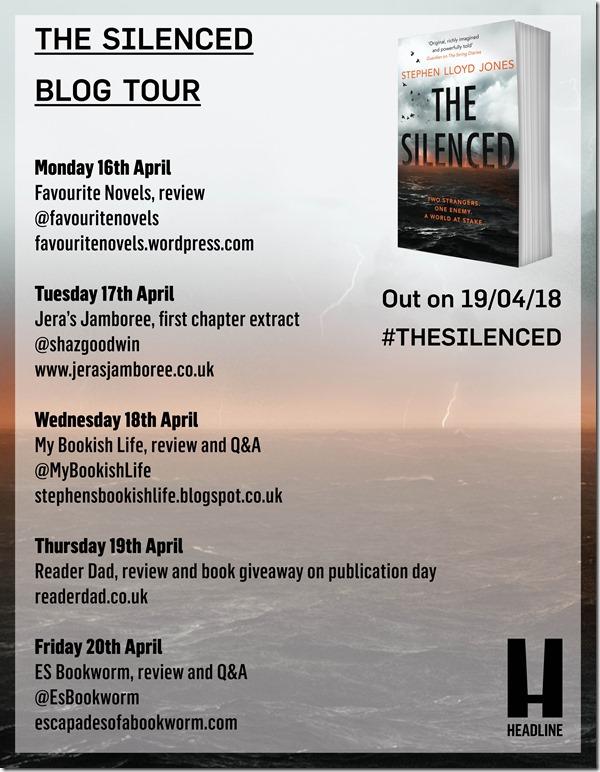 Blog Tour Tweet Card