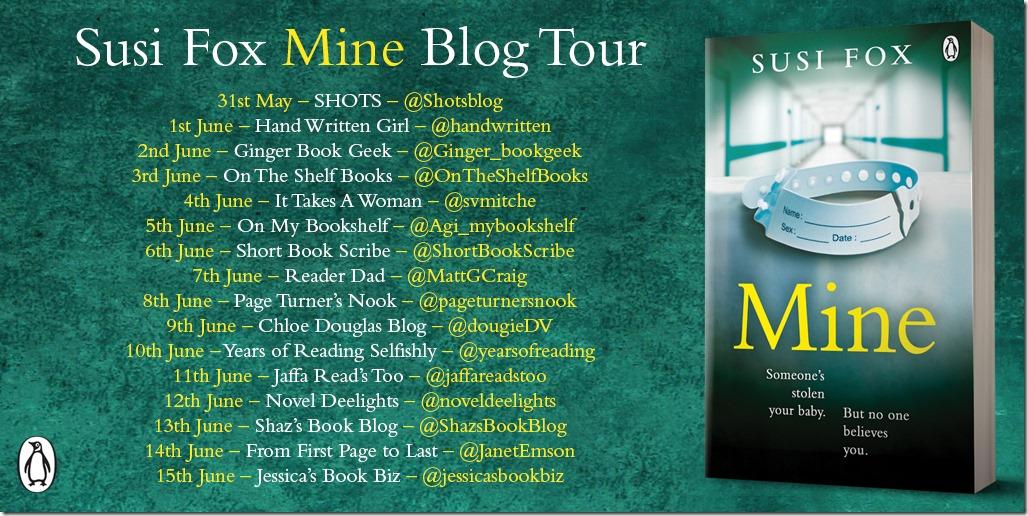 Mine Blog Tour
